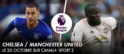 Premier League - CHELSEA / MANCHESTER UNITED