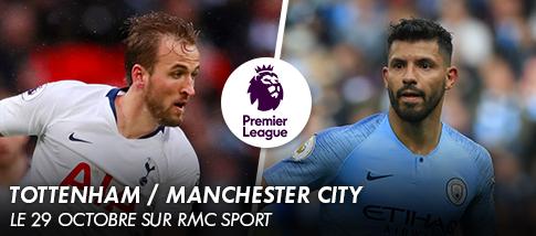 Premier League - TOTTENHAM / MANCHESTER CITY
