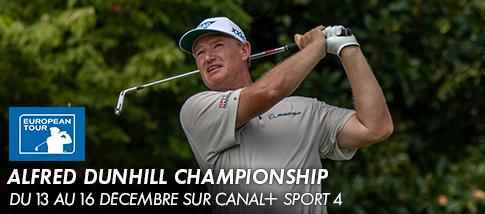 Golf EPGA - ALFRED DUNHILL CHAMPIONSHIP